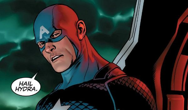 Chris Evans Had The Best Reaction To The Controversial Captain America Comics Twist | CINEMABLEND---calmest explanation I've read on the Internet
