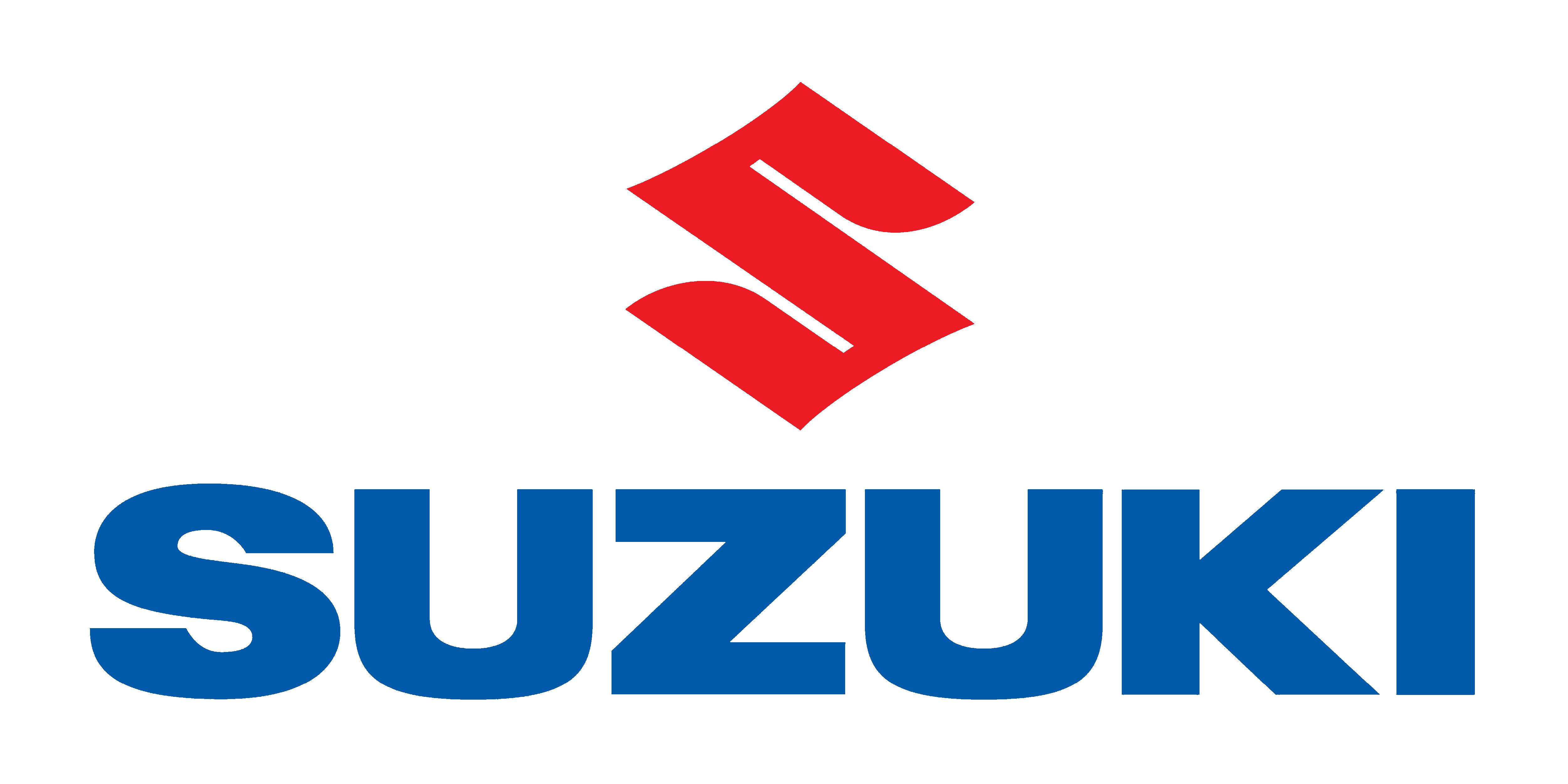 Suzuki Logo (Present) 5000x2500 HD png Logo color