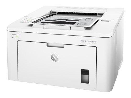 Hp Laserjet Pro M203dw Printer Monochrome Laser White Laser Printer Printer Driver Printer