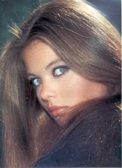Claudia Rivelli B 1950 Is An Italian Actress And Older Sister Of