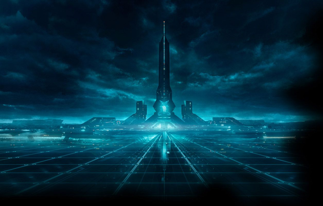"ART: ""Images and Concept Art from Tron : Legacy"" via ..."