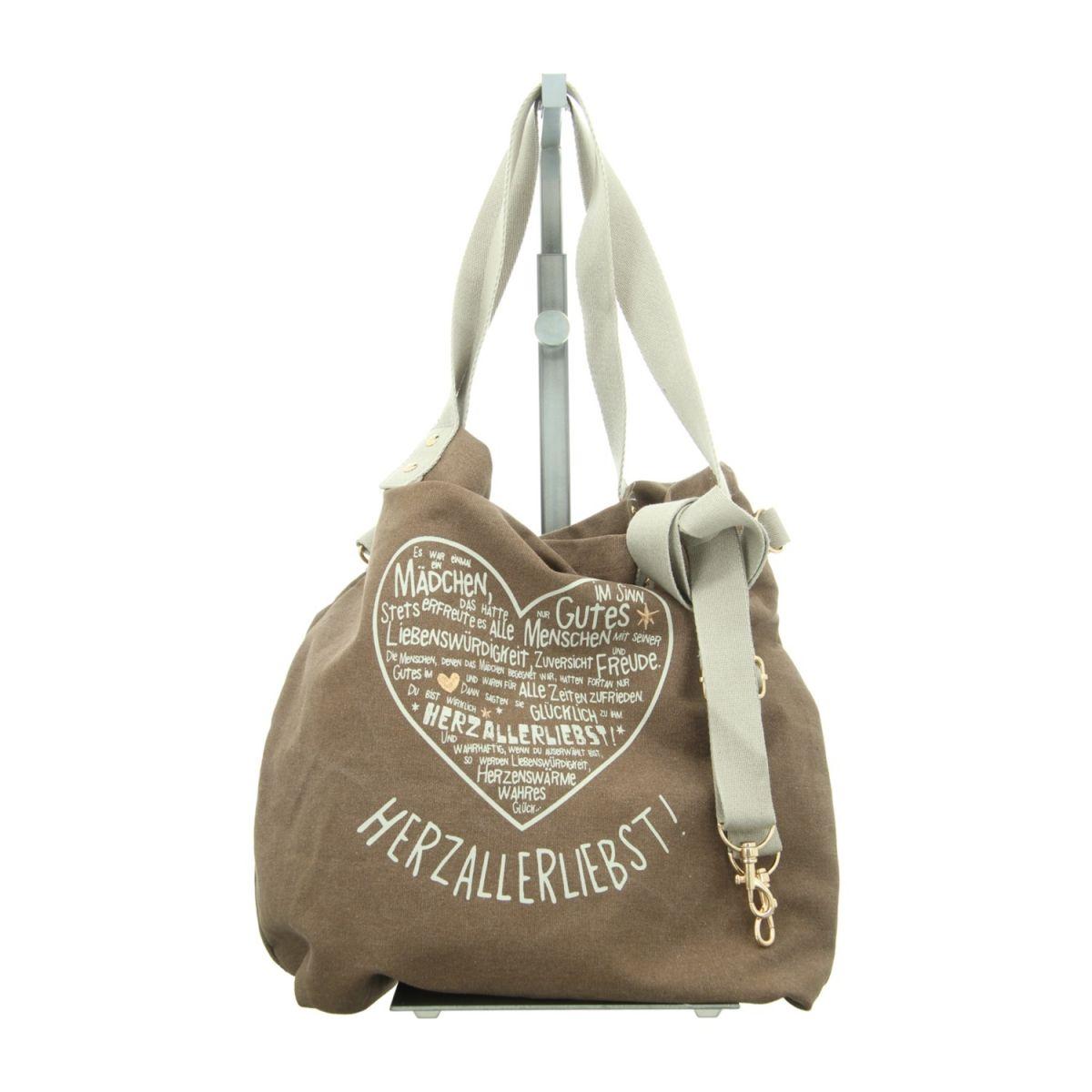 NEU: Adelheid Handtaschen Herzallerliebst - 11260156514-336 - erdgrau -