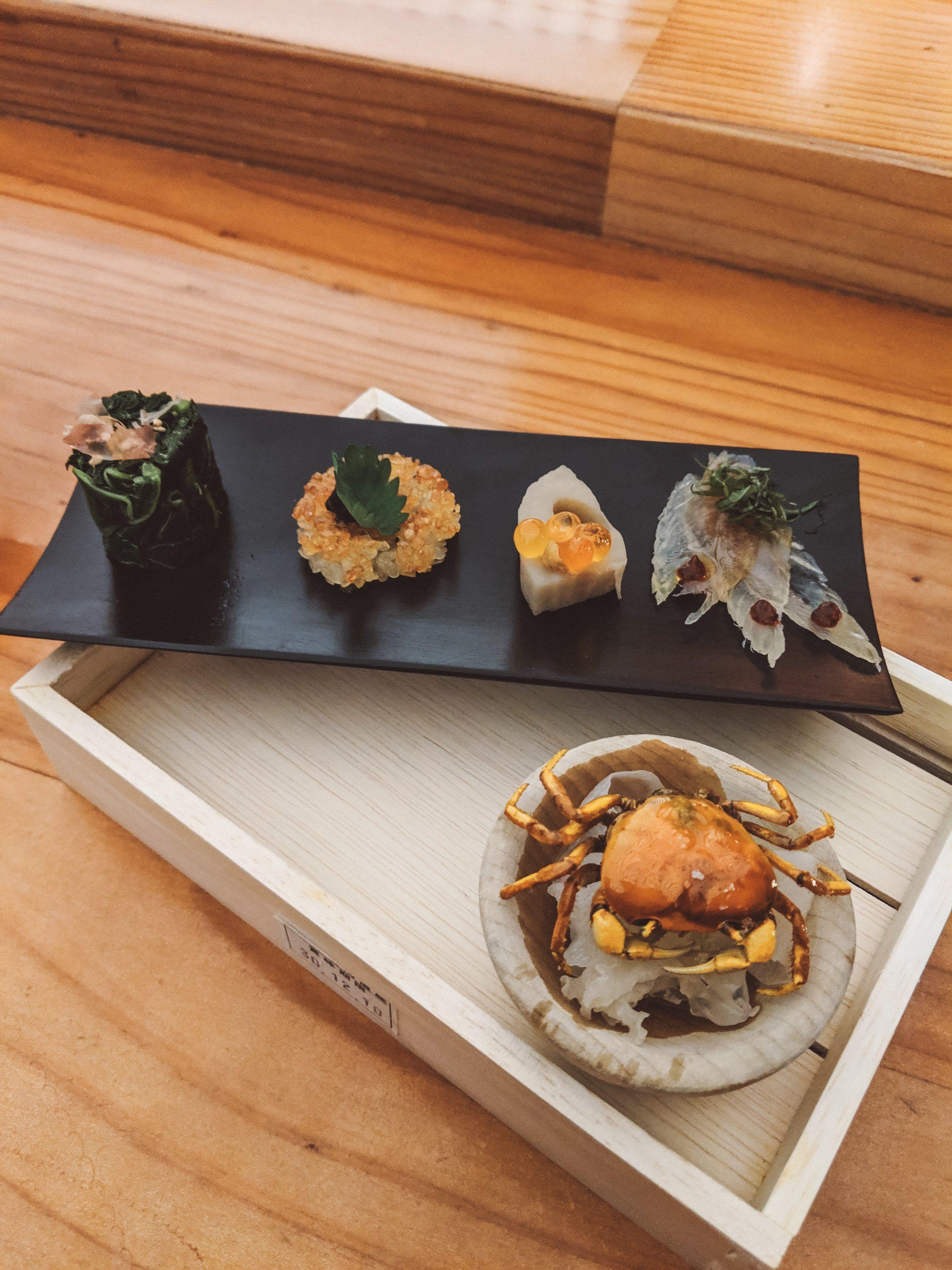 Japanese Omakase Otoko Austin Texas Foodie Food Sushi