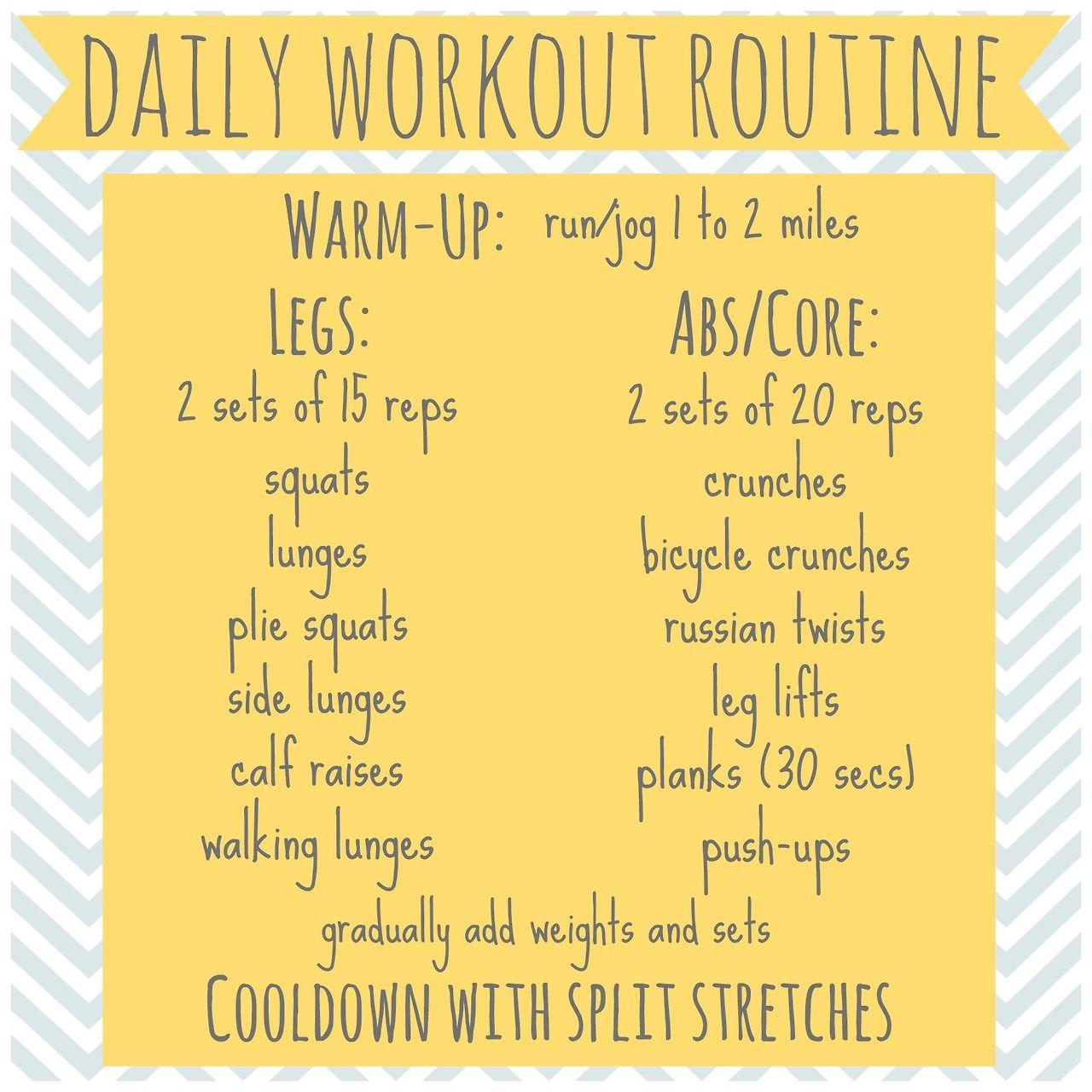 Advanced leg workout routine | Lower Body and Leg Exercises ...