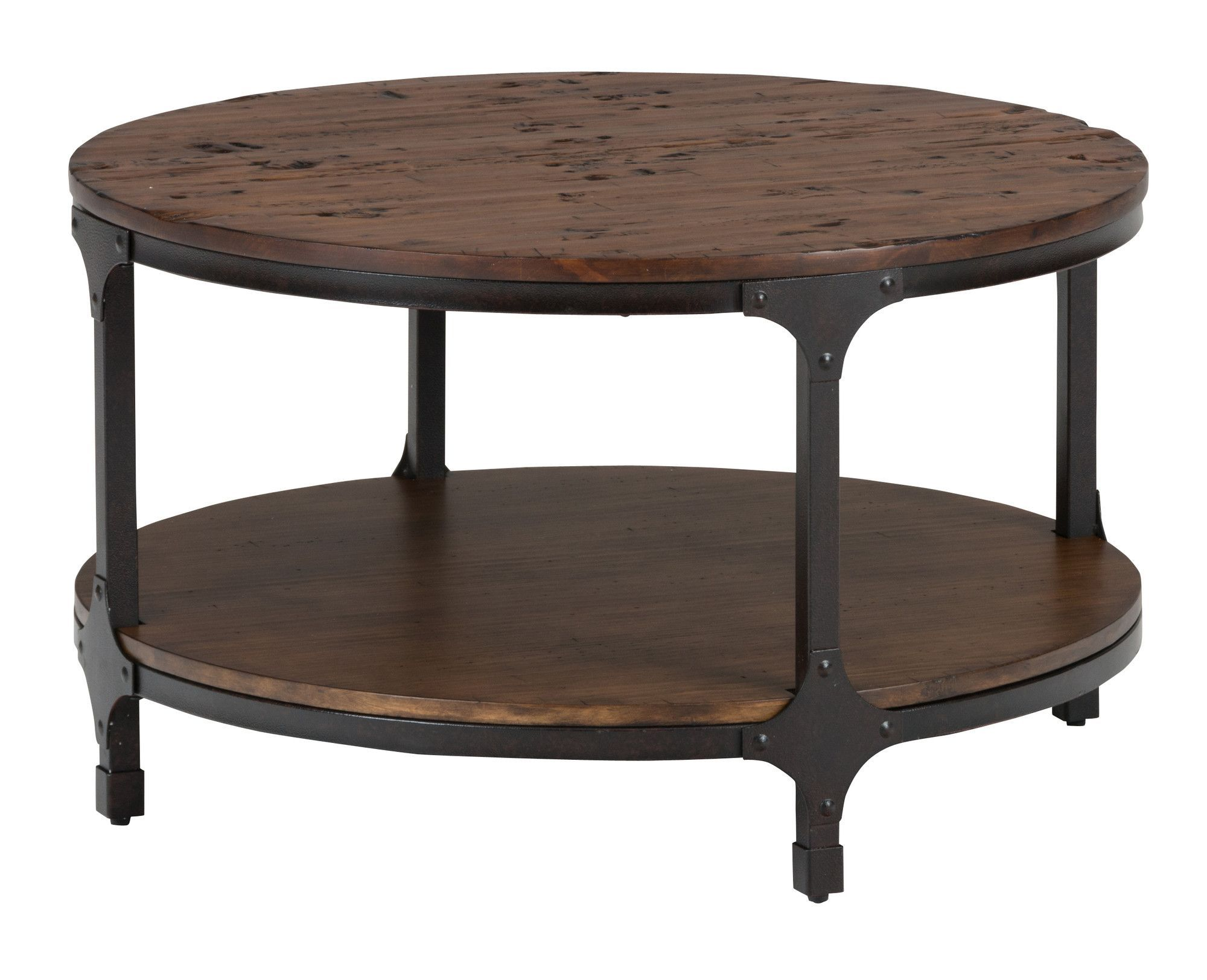 Laurel Foundry Modern Farmhouse Carolyn Coffee Table Reviews Wayfair Coffee Table Round Coffee Table Round Cocktail Tables [ 1625 x 2000 Pixel ]