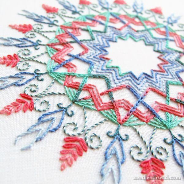 Check It Out Hand Embroidery Designs For Pillows Bordado