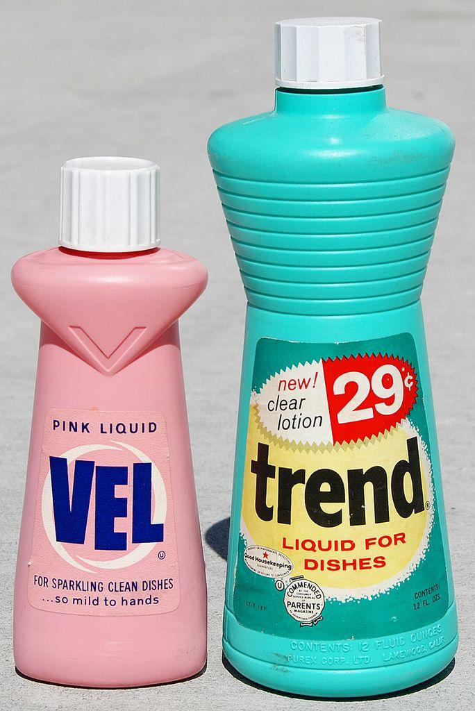 Vel Trend Dish Soap 1960 S Vintage Ads Vintage Laundry