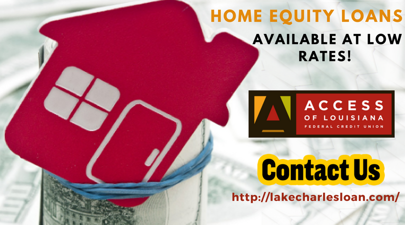If You Are Looking For A Home Equity Loan In Lake Charles Sulphur