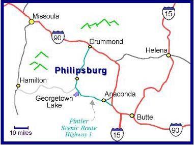 sweet palace Phillipsburg Montana   Philipsburg, Montana is the home of the Granite County Museum and ...