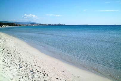 Spiaggia Il Lido Alghero Sardinia Beach Beach Lido Beach
