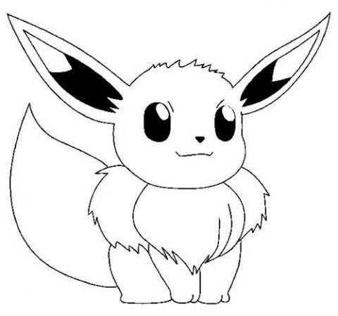Desenhos Do Pokemon Para Imprimir E Colorir Pokemon Para Colorir