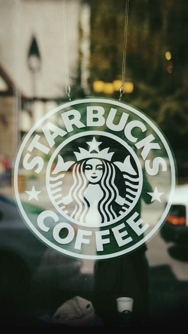 Iphone 5 5s Wallpaper Starbucks My Brands Pinterest