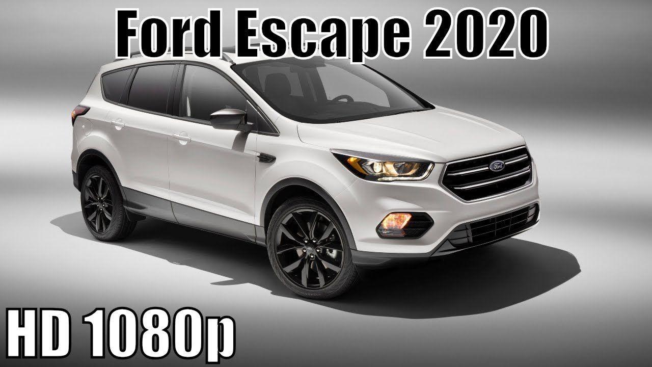 Ford Escape 2020 New 2020 Ford Escape Spied Review Interior And Exterior Youtube Ford Escape Ford Ford Kuga