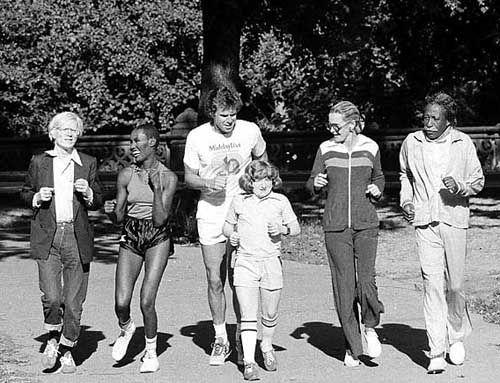 Andy Warhol, Grace Jones, Bill Boggs, Mason Reese, Dina -2029