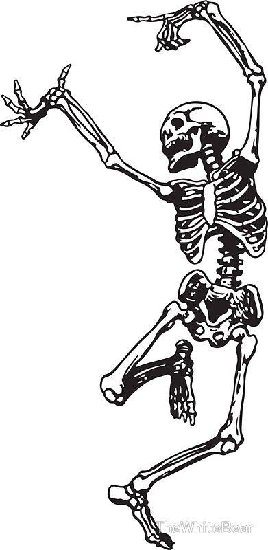 Dance With Death Sticker