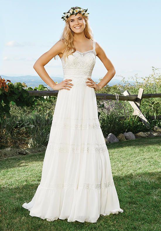 3799182e4d7 Lillian West 6431 Wedding Dress - The Knot