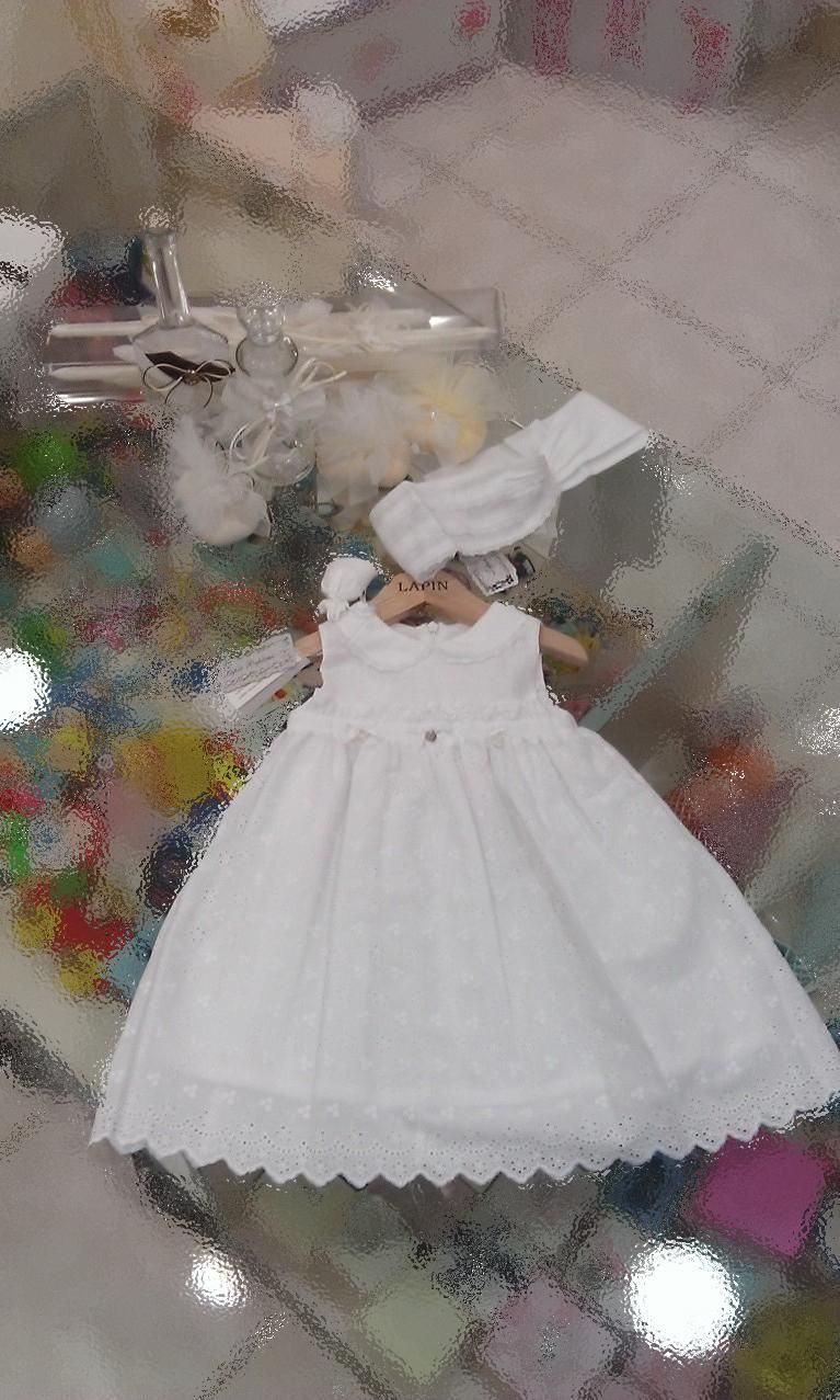 c2e4db444e5 Lapin Βαπτιστικό Φόρεμα κορίτσι #8 | Baptism & kids party ideas ...