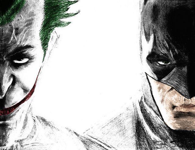 Joker Scribble Drawing : Joker sketches google zoeken batman sketch