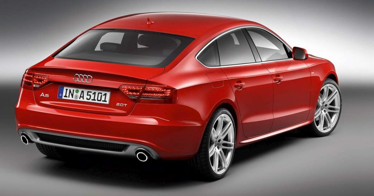 2020 Audi A5 Price, Specs, Review (With images) Audi a5