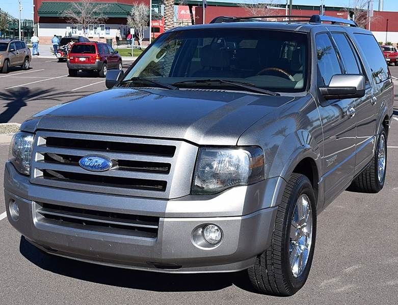 2008 Ford Expedition El Limited 4x2 4dr SUV In Mesa AZ