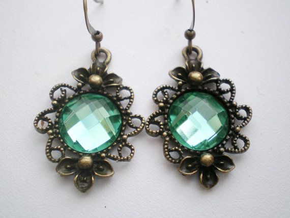 Bridal Earrings Bridal Dangles Bridal Chandeliers by SevenDiamonds, $16.00