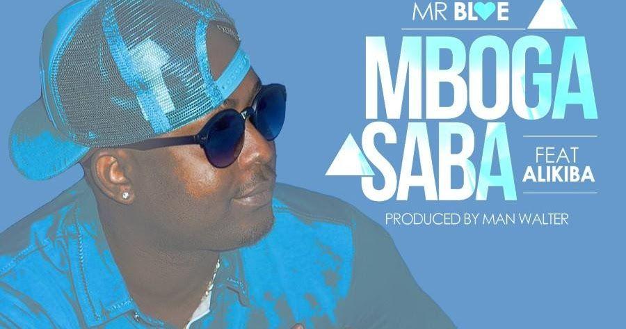 Download Audio: Mr Blue Ft  Alikiba - Mboga Saba | YINGA BOY MEDIA