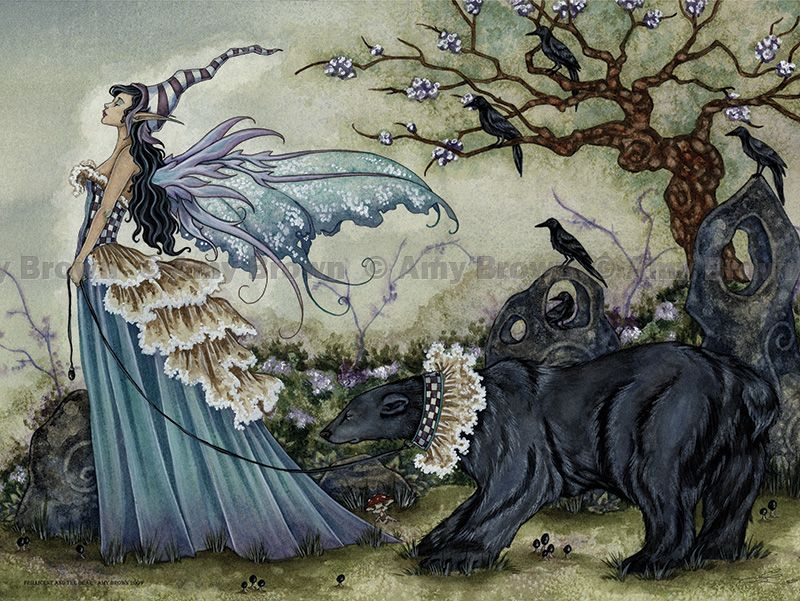 POSTERS - 18x24 Posters - Amy Brown Fairy Art - The Official Gallery