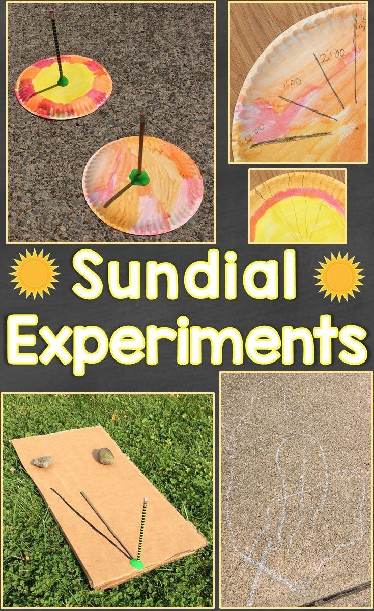 Photo of Sun Science Experiments & Book Suggestions