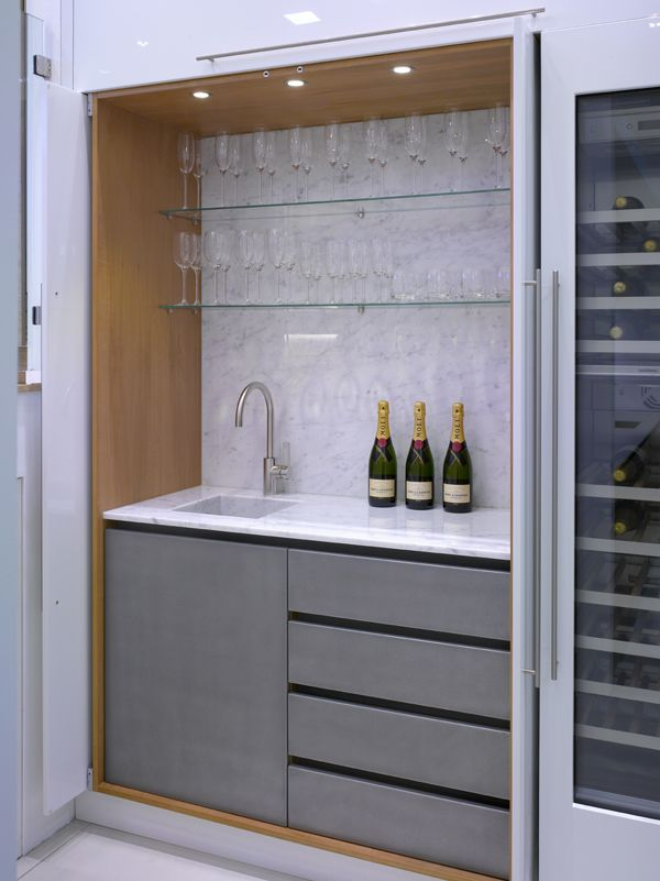 Bespoke british kitchens wardrobes furniture innovative contemporary design from roundhouse Bespoke contemporary kitchen design