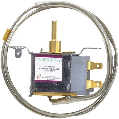 Frigidaire 5304476700 Thermostat, Silver