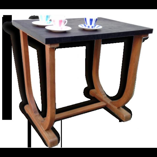 Table Bistrot Pietement Art Deco Vendu Par Atelier Monsieur Madame Le Pre St Gervais 93 Seine Saint Denis Hauteu Avec Images Table Bistrot Mobilier Art Deco Deco