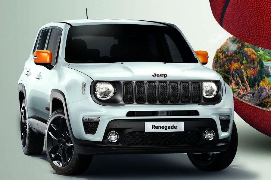 Jeep Renegade 2020 Edition Limitee Basket Series With Lnb