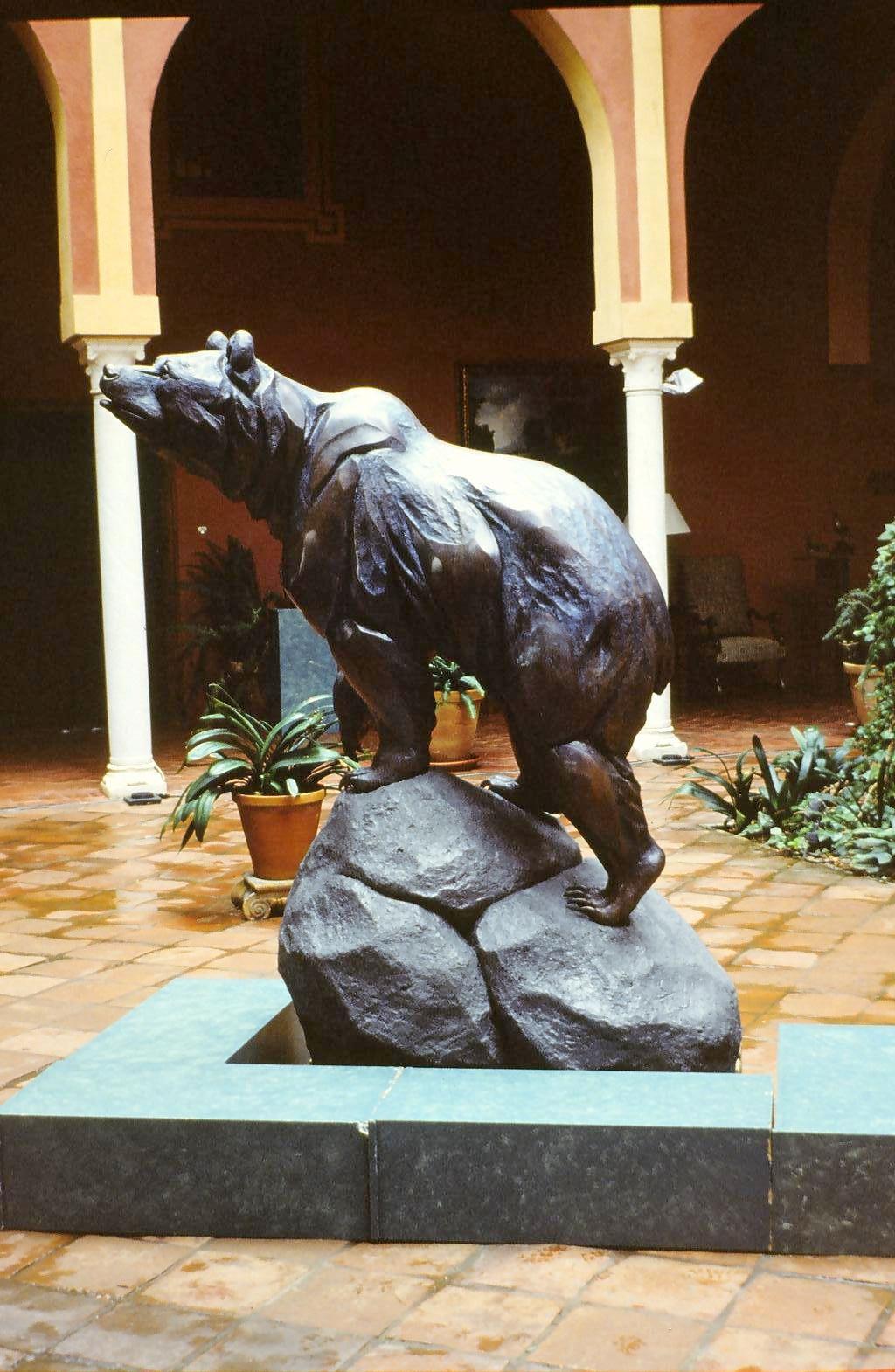 #bronce #escultura #oso #bronze #sculpture #bear