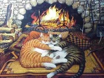 Charles Wysocki, All Burned Out
