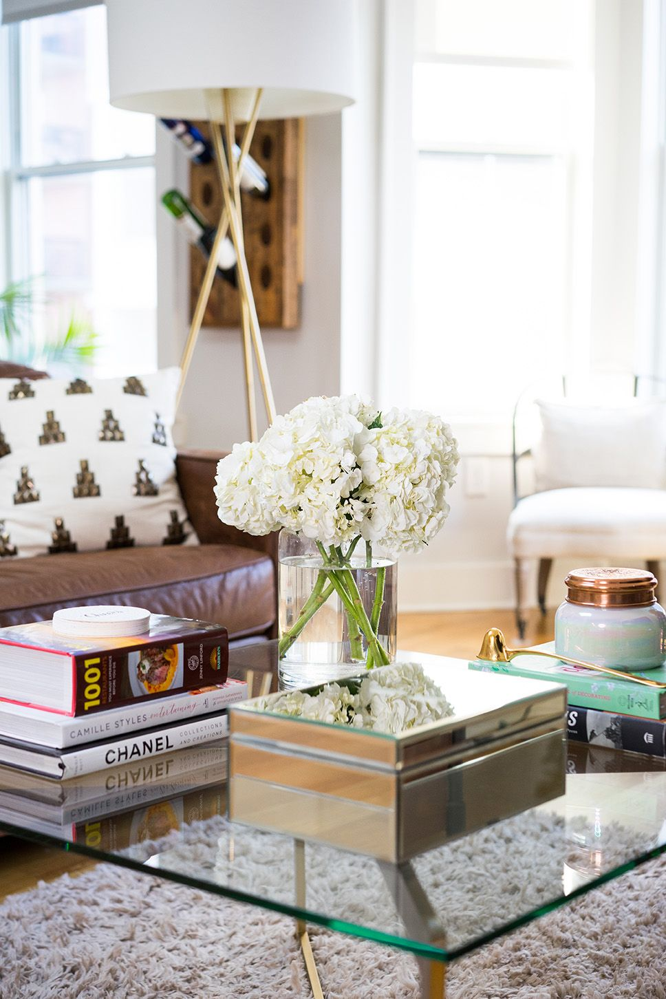 5 Ideas For A Do-It-Yourself Coffee Table, Let\'s Do It! | Pinterest ...