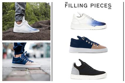 Visita il nostro shop online per trovare una selezione delle migliori scarpe Filling Pieces, prodotte in Portogallo con la massima cura ed attenzione ai particolari, utilizzando solamente prodotti italiani di altissima qualità >> http://bit.ly/H-Brands-FillingPieces