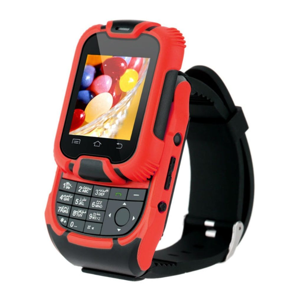 Kenxinda W10 Qwerty Keyboard Slider Smart Watch Phone 1 44 Inch