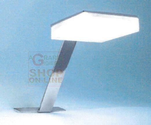 Plafoniere Da Bagno : Applique da bagno led eco lamp decariashop it