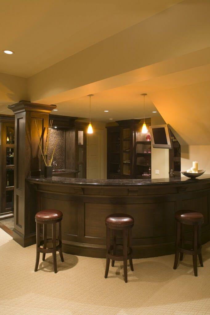 77 Incredible Home Bar Design Ideas (2018 Photos) | House Idea ...