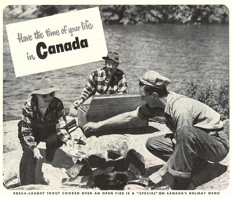 1951(via File Photo) Canada holiday, Time of your life