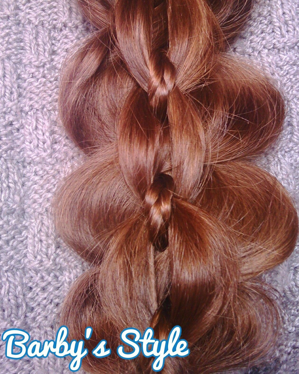 Intricate strand braid hairstyle new lovely life hair long