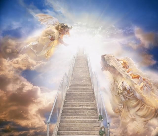 stairway to heaven | Faith...Stairway to Heaven | Angels ...