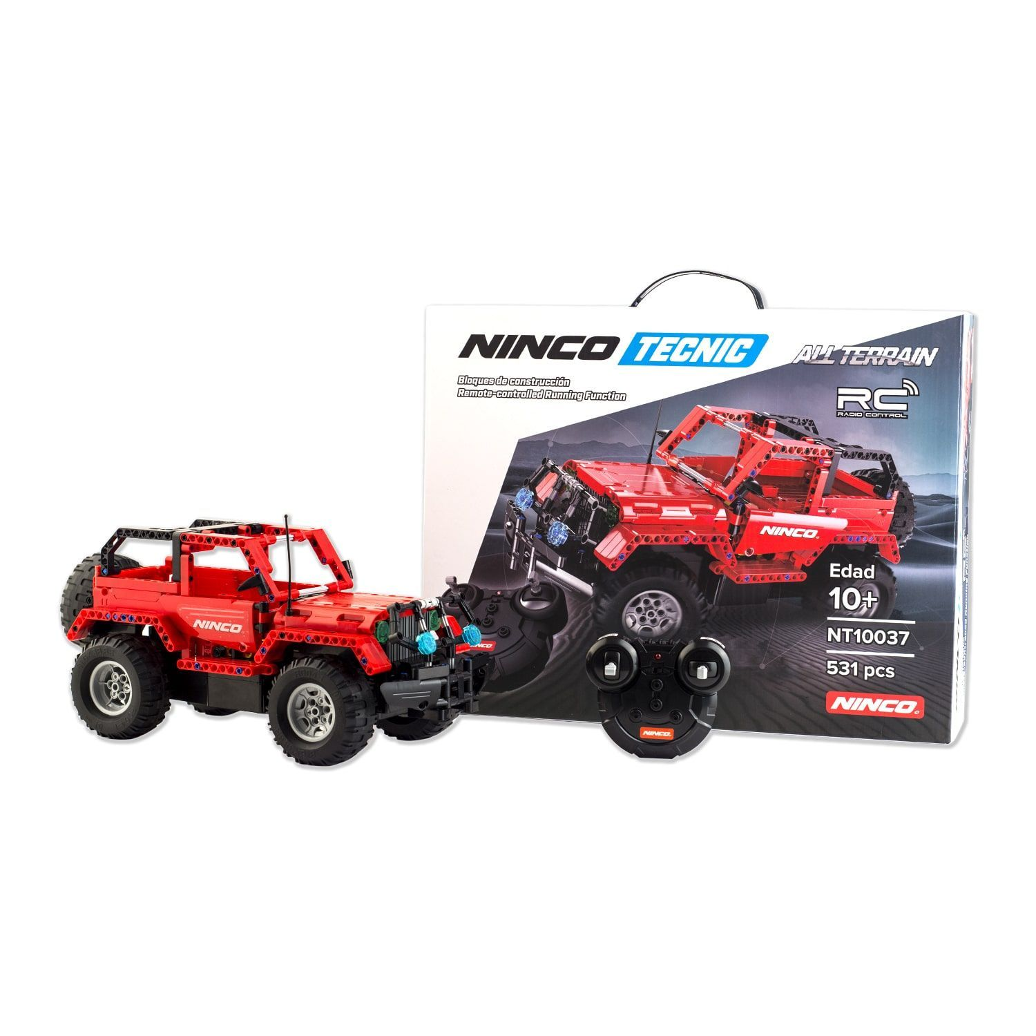 Jeep toys images  Ninco Tecnic All Terrain RC Jeep  Products  Pinterest  Sports