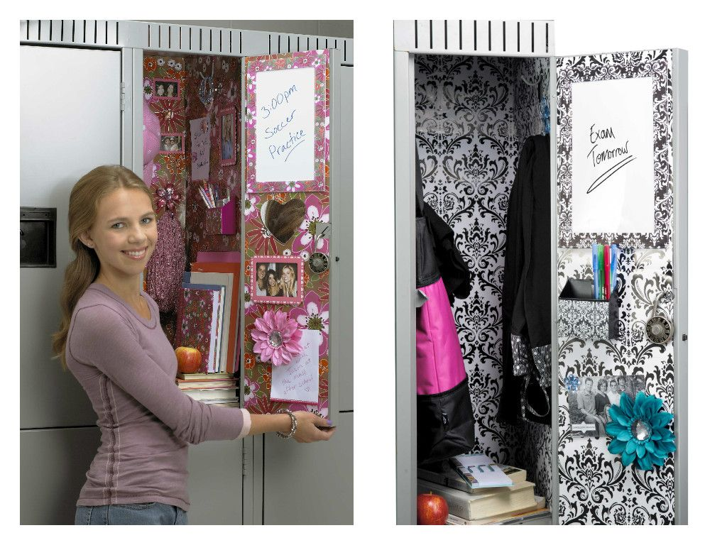 Everything To Decorate Your Locker Or Closet At Home
