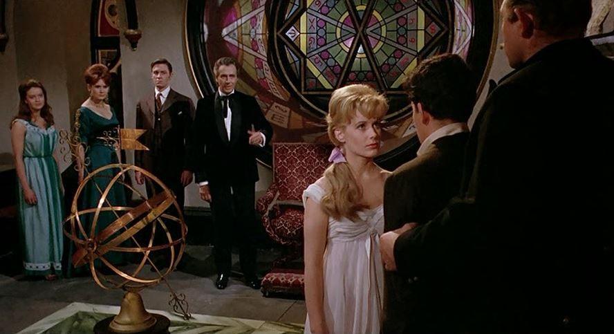 The Kiss of the Vampire (1963) | Vampire, Classic monsters, Horror ...