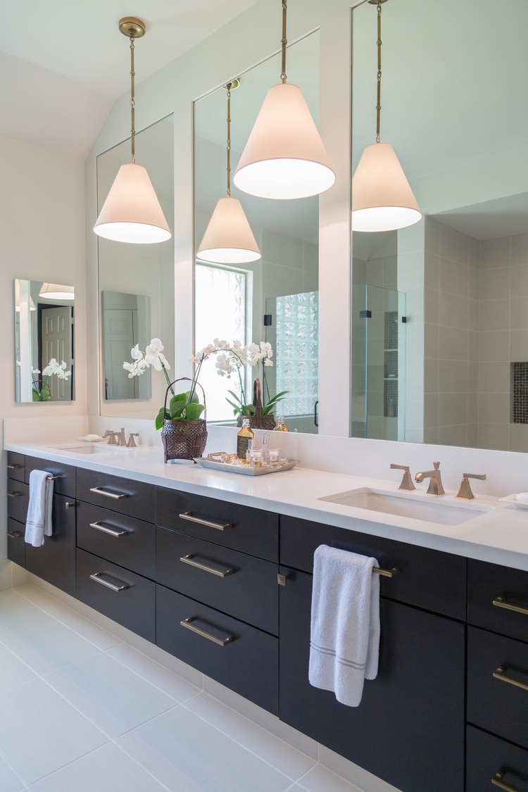 Photo of BEFORE & AFTER: A Master Bathroom Remodel Surprises Everyone With Unexpected Results — DESIGNED
