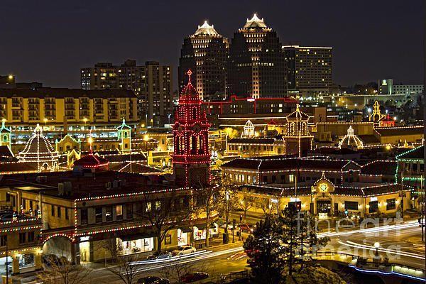 Kansas City Christmas Lights 2019 Kansas City Plaza At Christmas in 2019   Kansas City Christmas