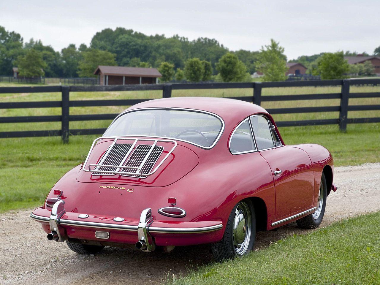 Porsche 356C 1600 Coupe '1963–65