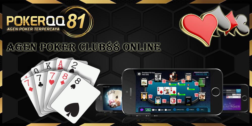 Pokerqq81 Merupakan Agen Poker Club88 Online Terbaik Dan Terpercaya Di Indonesia Dengan Minimal Deposit 10 Ribu Dan Withdraw 25 Ribu Versi And Poker Cards Agen