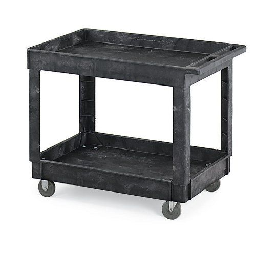 Factory Utility Cart: RUBBERMAID Economical Utility Carts
